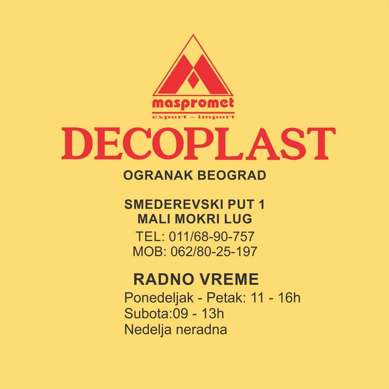 decoplast baner